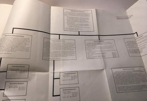 Proposed organ chart