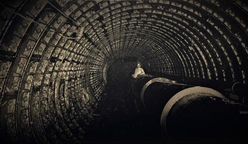 Tunnel lights mozart