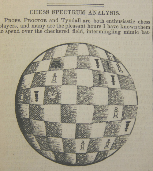 Chess sphere