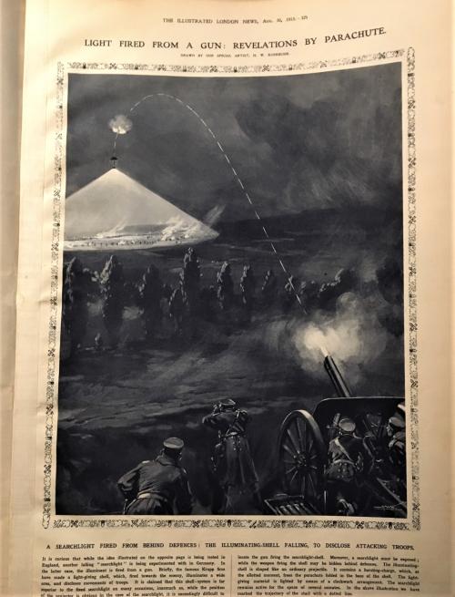 ILN 1913 Light Bomb