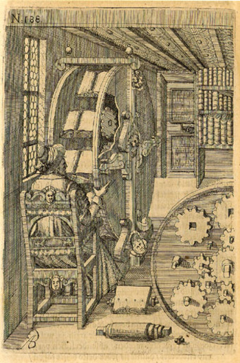 JF Ptak Science Books: A 16th Century Wooden Internet ...